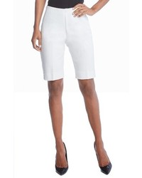 Karen Kane Side Slit Bermuda Shorts