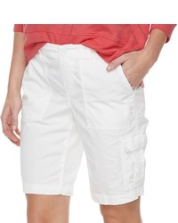 Sonoma Goods For Lifetm Mandy Utility Bermuda Shorts
