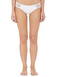 Chromat Molly Bikini Bottom White