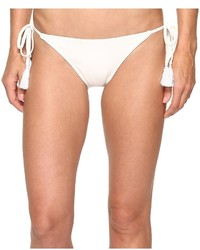 MICHAEL Michael Kors Michl Michl Kors Villa Del Mar Euro String Bikini Bottom Swimwear