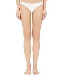Mikoh Zuma Bikini Bottom White