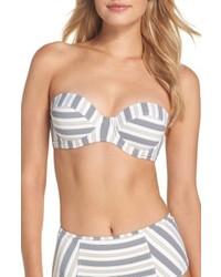 Diane von Furstenberg Convertible Bikini Top