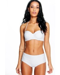 Boohoo Corsica Mix And Match Underwired Bikini Top