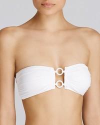 DKNY Cruise Bandeau Bra Bikini Top
