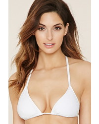 Forever 21 Macram Back Triangle Bikini Top