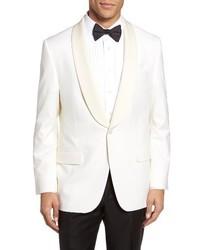 Classic b fit wool dinner jacket medium 3687095