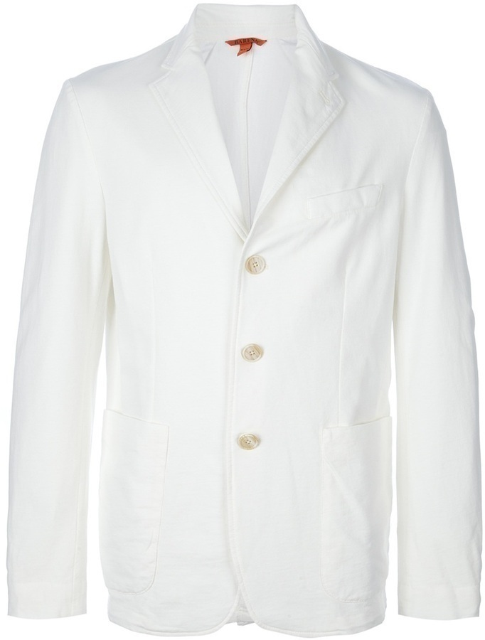 Barena Classic Cotton Blazer