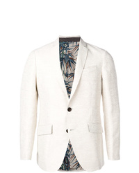 Etro Embroidered Patterned Blazer