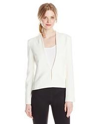 7e0647613f9aa Women's White Blazers from Amazon.com | Women's Fashion | Lookastic.com