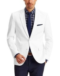 a0dffb18 Men's White Jackets by Hugo Boss | Men's Fashion | Lookastic.com