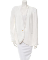 Helmut Lang Long Sleeve Boyfriend Blazer W Tags