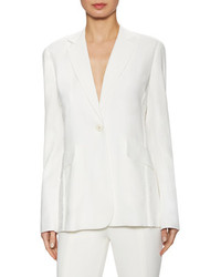 Balenciaga Notch Lapel Blazer