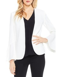 Petite bell sleeve blazer medium 5035111