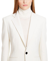 Ralph Lauren Black Label Stretch Wool Portia Jacket