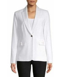 Calvin Klein Structured Slim Blazer