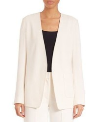 Alexander Wang T By Polyester Crepe Blazer