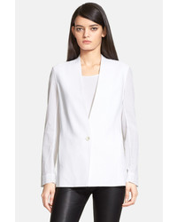 Helmut Lang Torsion Cutout Blazer