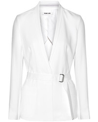 Helmut Lang Torsion Stretch Jersey Blazer
