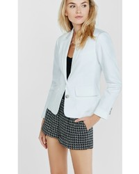 Twill Patch Flap Pocket Blazer