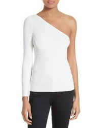Elizabeth and James Amanda One Shoulder Top