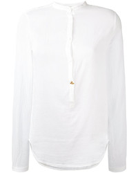 Forte Forte Bee Button Top