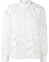 Blugirl Lace Detail Top