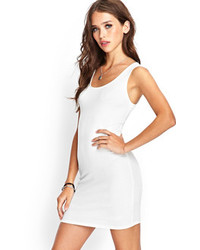 Forever 21 Crossback Bodycon Dress