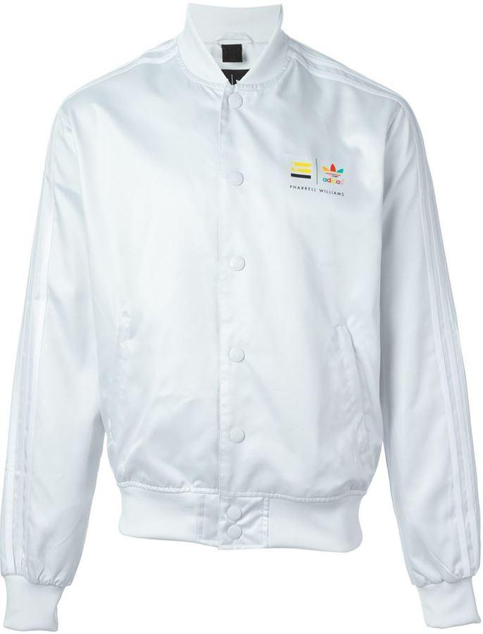 4285e2009a8a ... adidas Originals X Pharrell Williams Supercolour Jacket