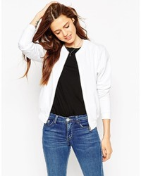 Asos Collection The Bomber Jacket In Jersey