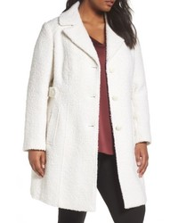 Plus size boucle coat medium 5209097