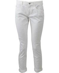 Stella Mccartney Jeans Swiss Cross Boyfriend Jean