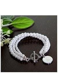 Cathys White Elegance Bracelet
