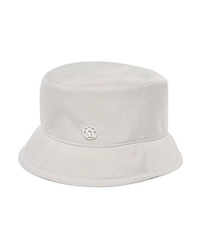 Maison Michel Axel Reversible Twill Bucket Hat