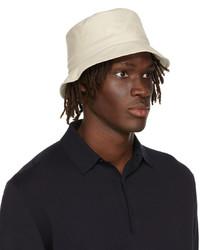 Loro Piana Off White Cityleisure Bucket Hat