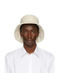 Fendi Off White Forever Bucket Hat