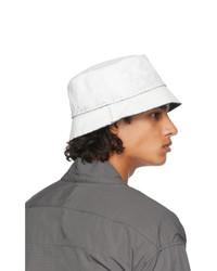 VISVIM White Dome Flap Hat