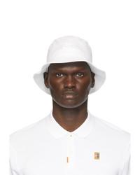 Nike White Washed Nsw Bucket Hat