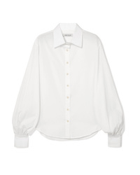Anna Quan Castiglia Cotton Poplin Shirt