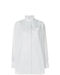 Multi stripe shirt medium 7784411