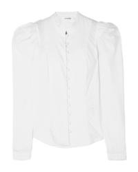 Frame Victorian Cotton Poplin Shirt