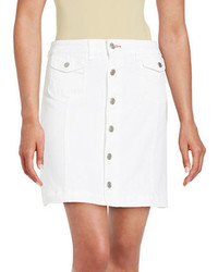 Dittos Button Front Skirt