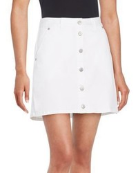 Celeste button front skirt medium 709927