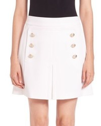 No.21 No 21 Gertrude Button Detail Skirt