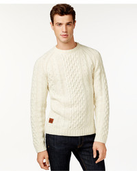 Wesc Cabe Cable Knit Sweater