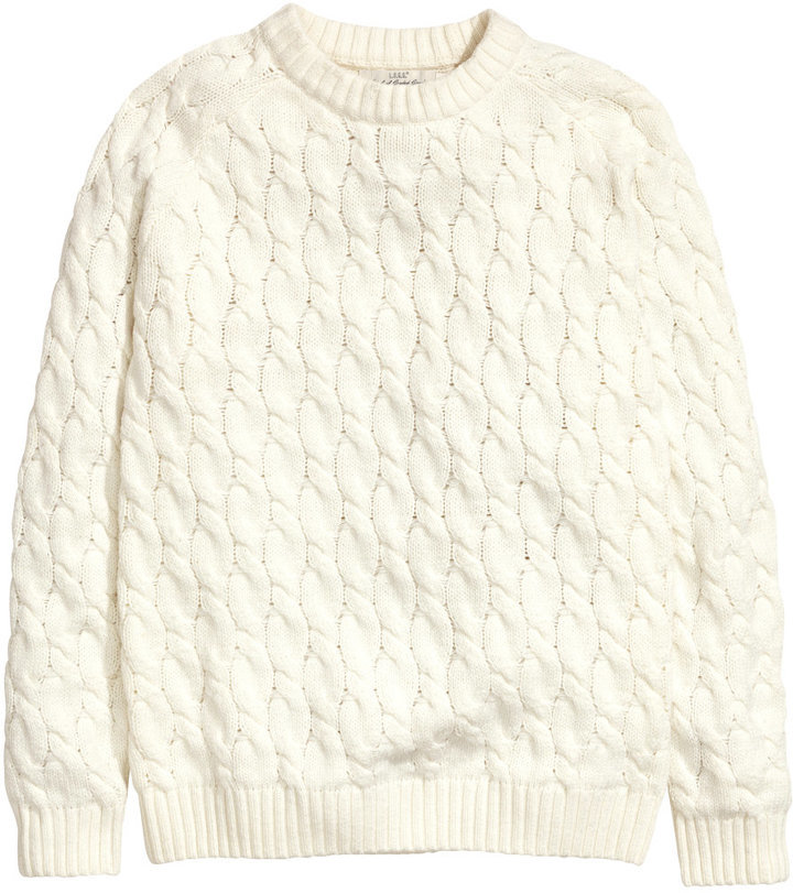 Ralph Lauren Polo White Cable Knit Sweater Size L NWT. Brand New · Lauren Ralph Lauren · Size (Women's):L. $ Buy It Now. 13 Watching. WHITE HOUSE BLACK MARKET WOMEN'S CABLE KNIT CARDIGAN SWEATER Small Sm S. Ralph Lauren CHAPS Womens Sweater White Cable Knit V-neck w/ Crest LOGO Sz L.