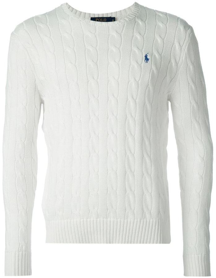 Polo Ralph Lauren Cable Knit Sweater Where To Buy How To Wear