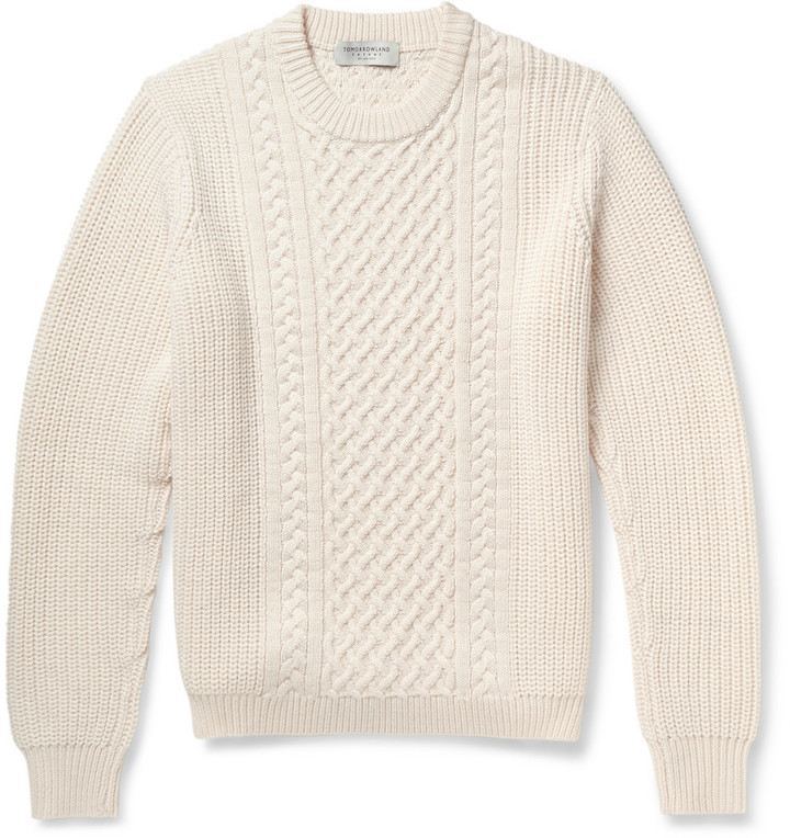 Baby, it's cold outside! Cozy up in luxury designer sweaters by Rag & Bone, ATM Anthony Thomas Melillo, Barneys New York and more at oldsmobileclub.ga