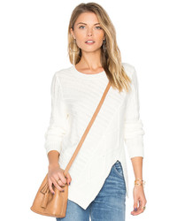 BCBGeneration Cable Pullover