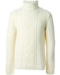Esemplare Cable Knit Sweater