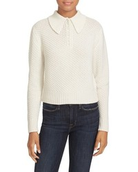 Frame Reversible Wool Cashmere Sweater